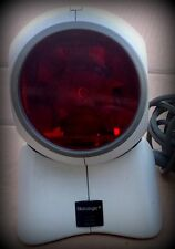Código de barras láser escáner metrologic órbita ms-7120 con fuente de alimentación