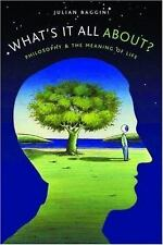 What's It All About?: Philosophy and the Meaning of Life - Acceptable - Baggini,