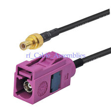 pigtail cable 15cm for SiriusXM Radio FAKRA Antenna Adapter Connector to SMB