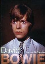 David Bowie - Love You Till Tuesday  (DVD, Dec-2004, Universal) PAL UK Region 2