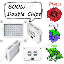 Full Spectrum 600W LED Grow Light for Indoor Hydro Plant Veg bloom Flowering#1