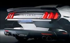 Ford Mustang 2015-2016 GT H Style Carbon Fiber Rear Trunk Spoiler Wing