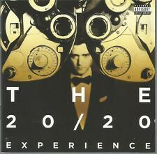 Justin Timberlake:  The 20 / 20  Experience [CD, 2013] *PA
