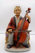 VINTAGE WACO MELODIES IN MOTION 'MUSICIAN MAN' CELLO PLAYER ~ NF