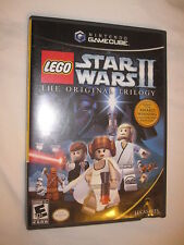 Lego Star Wars II : Original Trilogy (Nintendo GameCube) Game Complete Exc!