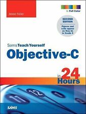 Sams Teach Yourself Objective-C in 24 Hours (2nd Edition)-ExLibrary
