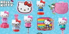 MCDONALDS 2015 HELLO KITTY SET OF 8