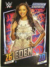 Slam Attax Then Now Forever - #128 Eden