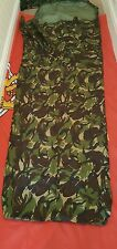 Genuine British Army Issue DPM Camouflage Woodland Gore-Tex Bivi Bag.FREE TORCH