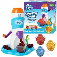 Nouveau goût N fun Frosty fruits slush sorbet glace verre machine officiel