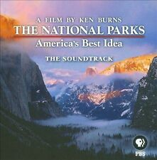 The National Parks [PBS Soundtrack] by Original Soundtrack (CD, Sep-2009, PBS...