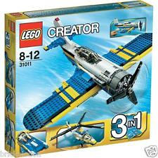 LEGO Creator 31011 Aviation Adventures Plane New Sealed Set
