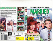 Married With Children-1987/97-TV Series USA-[The Complete Second Season]-3 DVD