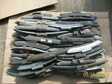 Lead Wheel Weights Large Size Scrap 17.75 Pounds for Bullets NO Zinc or Tape on