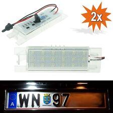 LED Kennzeichenbeleuchtung Alfa Romeo 147 156 159 166 Brera Spider GT Mito Y01
