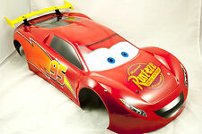 Custom Painted RC Body fits Traxxas XO-1 XO1 X0-1 X01 Lightning McQueen #6411