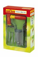 WOLF-Garten Classic Mini Set 3tlg.Blumengabel Automatic planter Weed puller