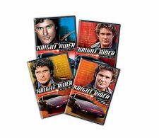 Knight Rider Complete Series Collection Lot DVD Set Episode Season Hasselhoff TV