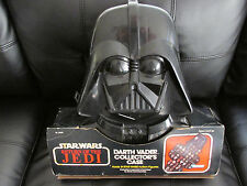 Vintage 1983 Star Wars Return Of The Jedi Darth Vader Carry Case