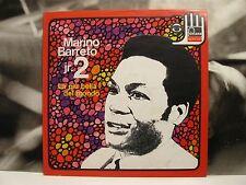 MARINO BARRETO JR. - 2  LA PIU' BELLA DEL MONDO LP EX-/EX+ 1973 FONTANA 6492 014
