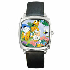 Disney's Baby donald daisy duck leather wrist watch