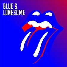 The Rolling Stones Blue and Lonesome (CD, Dec-16, 1 Discss Atlantic)