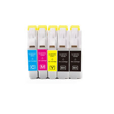 5 PK NEW Premium Ink Set for Series LC51 Brother MFC 230C 240C 440CN 465CN
