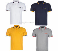 New Lotto Mens Classic Style Sport Performance Cotton Polo Shirt Short Sleeve