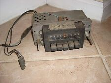 1979 80 81 82 83 84 85 86 FORD Mustang AM Radio D9OF-18806-AA Orignal OEM
