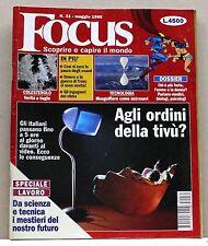 FOCUS [N. 31 - maggio 1995] (possibilità di spedizione a 2,00 euro)