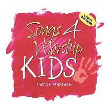 Various Artists Songs 4 Worship: Kids - I Sing Praise CD