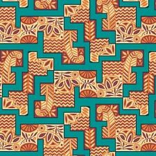 Andover Downton Abbey 2 - The Egyptian Collection 7623 LT Cotton Fabric BTY