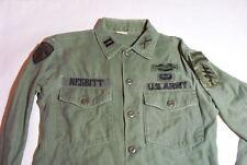 Vietnam War 5th Special Forces Utility Uniform Set LLDB MACV SOG Green Beret