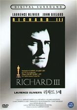 Richard III (1955) - Laurence Olivier DVD *NEW
