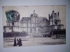 """Carte Postale 1908  """"Maisons Laffitte""""  Voir le détail"""