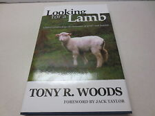 Looking for a Lamb : A Father's Journey up the Mountain of Grief  signed