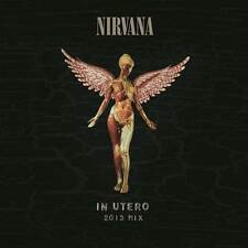 "Nirvana, In Utero (20th Anniversary, 2013 Mix), 2X12"", 45rpm, Limited Edition"