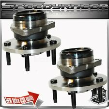 2 Pieces 1994-1997 Dodge Ram 1500 Truck 4WD  FRONT WHEEL HUB BEARING ASSEMBLY