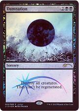 Damnation Judge Gift PREMIUM / FOIL - Promo Magic Mtg