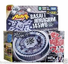TAKARA TOMY BEYBLADE BB104 Twisted Tempo BASALT HOROGIUM+LAUNCHER METAL FUSION