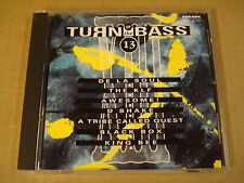 CD / TURN UP THE BASS 13