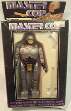 "ROBOCOP : ELECTRONIC MASTER COP 5.5"" BOXED SILVER FIGURE OUR REF: 06115-3"