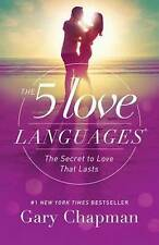 5 Love Languages The Secret to Love That Lasts By Gary Chapman - Brand New