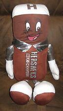 """HERSHEY'S MILK CHOCOLATE BAR  28"""" Plush STUFFED CHARACTER"""
