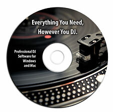 NEW 2017 Mixxx Professional DJ Music Mixing Software - MIDI Controller Support