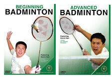 Badminton 2 DVD Set by Kevin Han