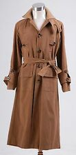 Blade Runner Rick Deckard Trench Coat Cosplay Costume Halloween tailored