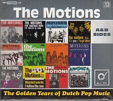Motions - Golden Years of Dutch Pop Music, 2CD Neu