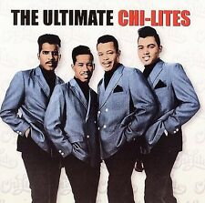 The Ultimate Chi-Lites by The Chi-Lites (CD, May-2006, 2 Discs, Brunswick)