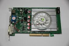 New AGP Nvidia Geforce 7600GT 512MB 7600 GT Video Graphic Card